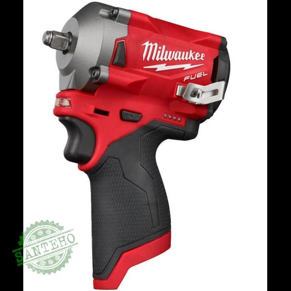 Гайковерт ударный аккумуляторный MILWAUKEE M12 FIW38-0