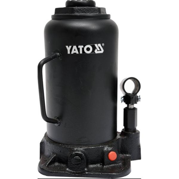 Домкрат гідравлічний пляшковий YATO YT-17007