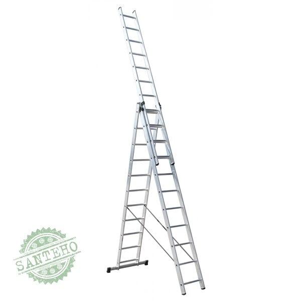Сходи універсальна трисекційна Кентавр 3х9м