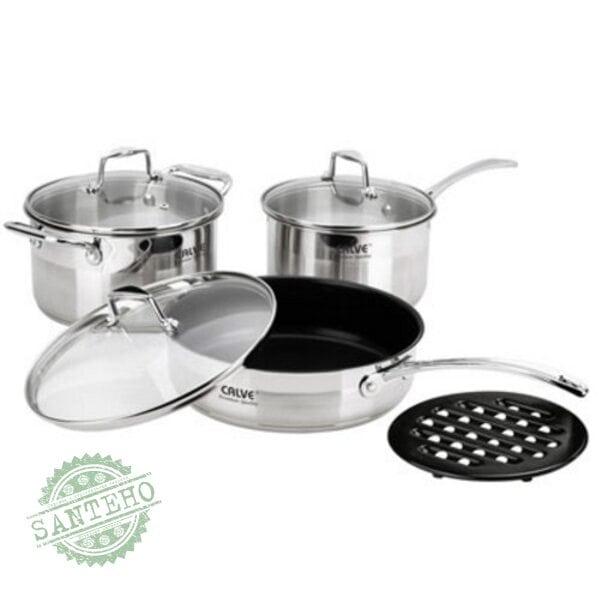 Набір посуду CALVE 7 предметів CL-+1089
