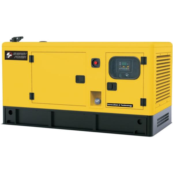 Дизельна електростанція ENERGY POWER EP 100SS3, купити Дизельна електростанція ENERGY POWER EP 100SS3
