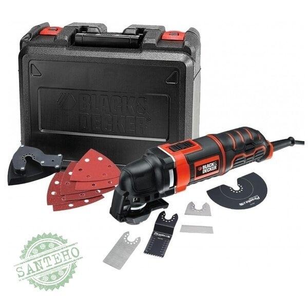 Многофункциональный инструмент Black&Decker MT300KA-QS