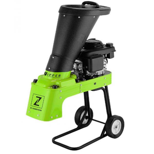 Садовый измельчитель бензиновый ZIPPER ZI-HAEK4000