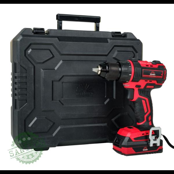 Шуруповерт акумуляторний Vitals Professional AUpc 18 / 4tli Brushless kit
