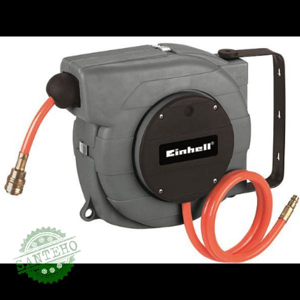 Подовжувач шланга з автоматичним барабаном Einhell 9м + 1м, DLST 9 + 1