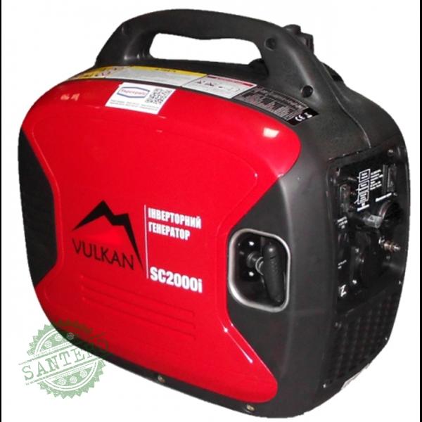 Генератор инверторный бензиновый Vulkan SC2000i, купить Генератор инверторный бензиновый Vulkan SC2000i