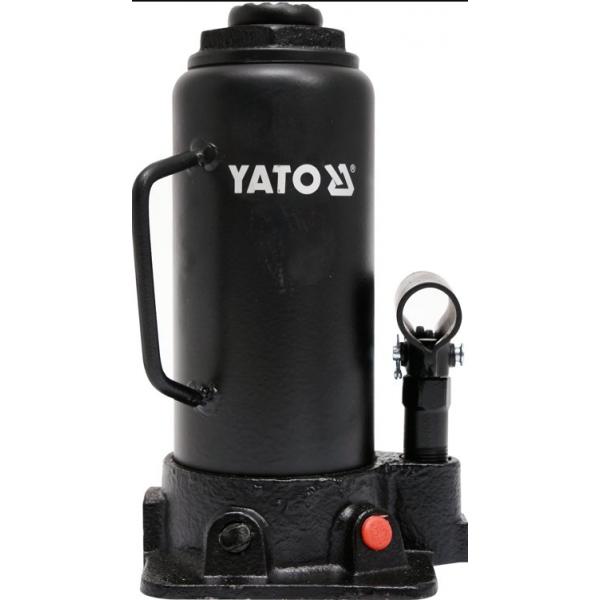 Домкрат гідравлічний пляшковий YATO YT-17005