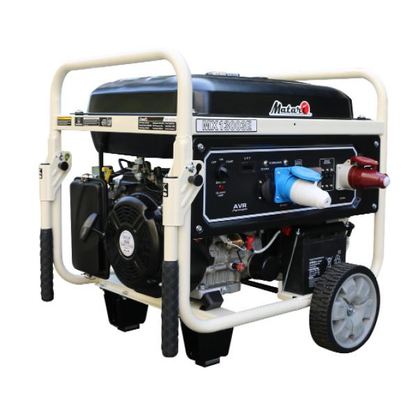 Бензиновый генератор Matari MX13003E, купить Бензиновый генератор Matari MX13003E