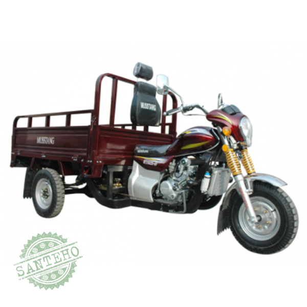 Трицикл (грузовой мотороллер,муравей) Musstang MT200-4V