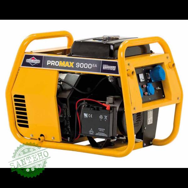 Генератор бензиновый Briggs & Stratton Pro Max 9000EA, купить Генератор бензиновый Briggs & Stratton Pro Max 9000EA