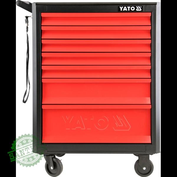 Ящик тележка для инструмента YATO YT-09000