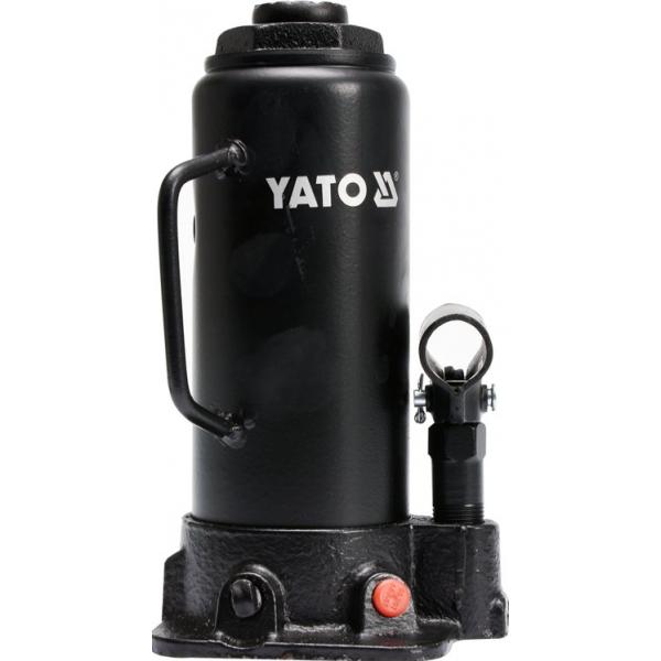 Домкрат гідравлічний пляшковий YATO YT-17004