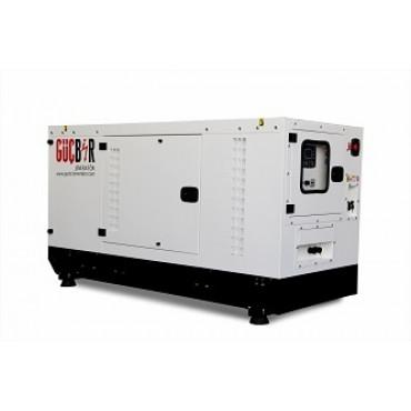 Дизельний генератор Gucbir GJR 250