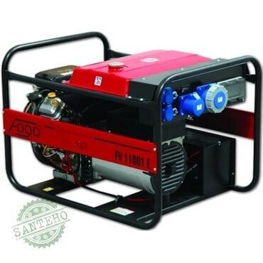 Генератор бензиновый Fogo FV 11001 E - 1 фазный