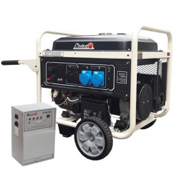 Генератор бензиновый Matari MX13000EA-ATS, купить Генератор бензиновый Matari MX13000EA-ATS