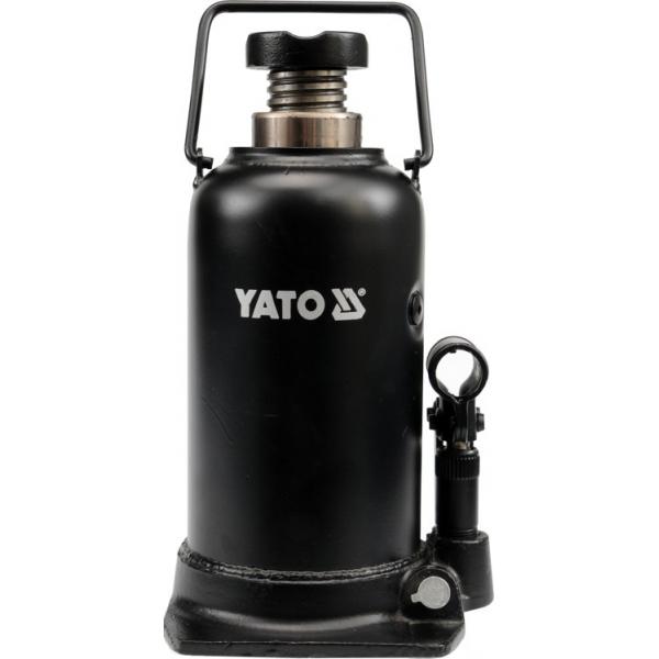 Домкрат гідравлічний пляшковий YATO YT-1707