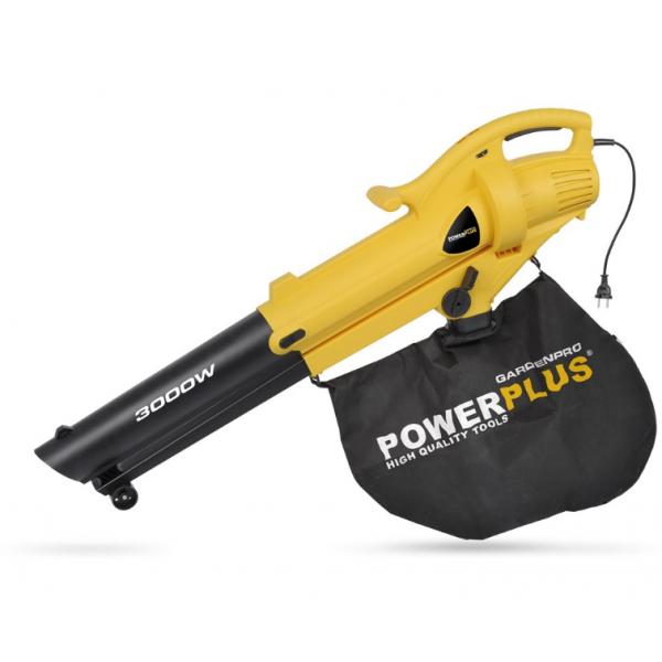 Пылесос садовый PowerPlus POWXG4035, купить Пылесос садовый PowerPlus POWXG4035