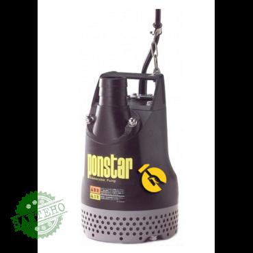 Дренажный насос для грязной воды KOSHIN PXL-52522-BAC