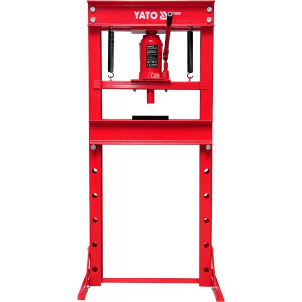 Гидравлический ручной пресс  для автосервиса Yato YT-55581