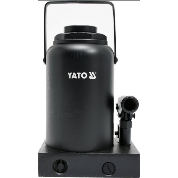 Домкрат гідравлічний пляшковий YATO YT-17008