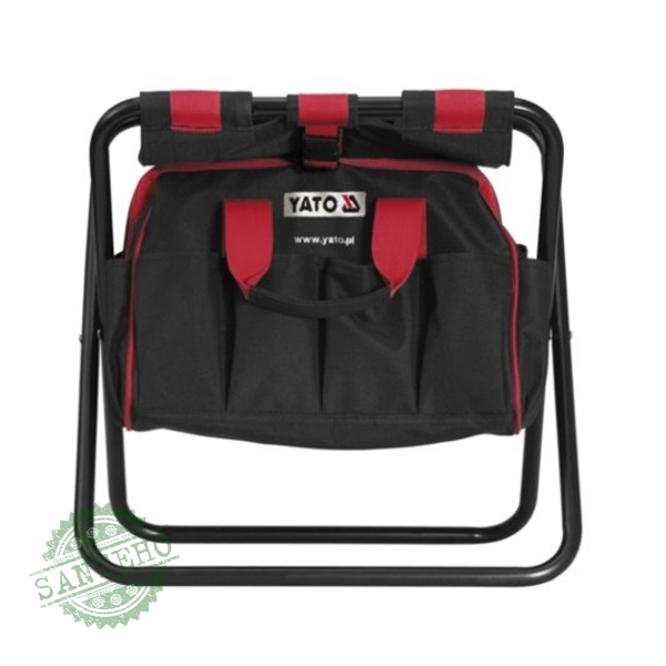 Строительная сумка стул для инструмента Yato YT-7446