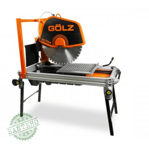Камнерезный станок Golz MS700A, купить Камнерезный станок Golz MS700A