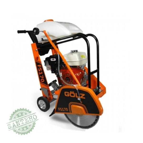 Швонарезчик Golz FS170 (з двигуном Honda GX390), купити Швонарезчик Golz FS170 (з двигуном Honda GX390)