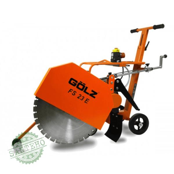 Швонарезчик электрический Golz FS23E