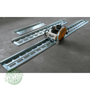 Электрический профессиональный рельсовый плиткорез Achilli TSA