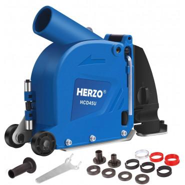 Защитный кожух для УШМ HERZO Professional HCD45U